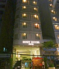 Saigon - Ruby River Hotel