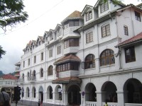 Kandy hotel Queen´s