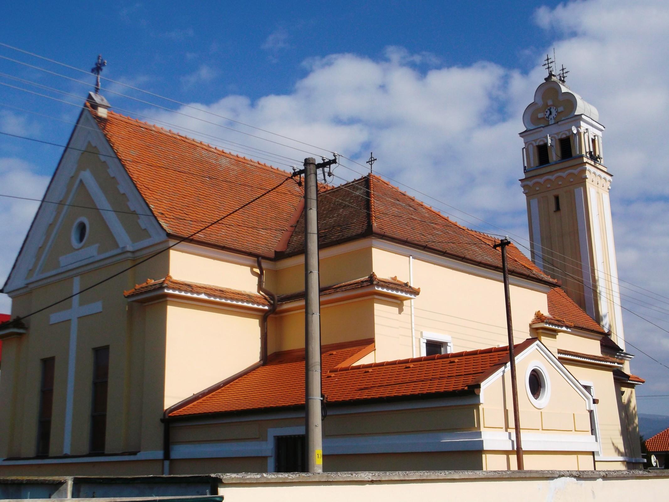6fa596108 prechádzka obcou Horná Streda - Vesnice | Turistika.cz