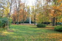 Brno - park Anthropos