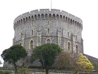 Windsor - Round Tower
