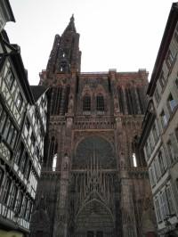 Datování práce ve Štrasburku