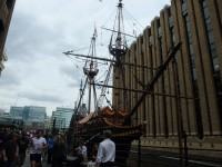 Golden Hinde - London