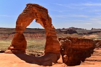 USA – Jihozápad (5): Goosenecks - Natural Bridges - Arches - Canyonlands