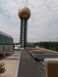 Sunsphere, Knoxville, Tennessee
