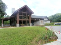 Oconaluftee visitor center