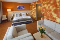 Babyfriendly certificate - Aquapalace Hotel Prague ****