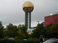Knoxville - Sunsphere