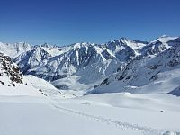 Freeride a freestyle ve Stubai