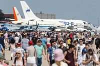 ILA 2016 Berlin Air Show Static Display_(c)_ILA Berlin