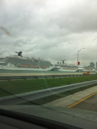 Cruise port - Miami