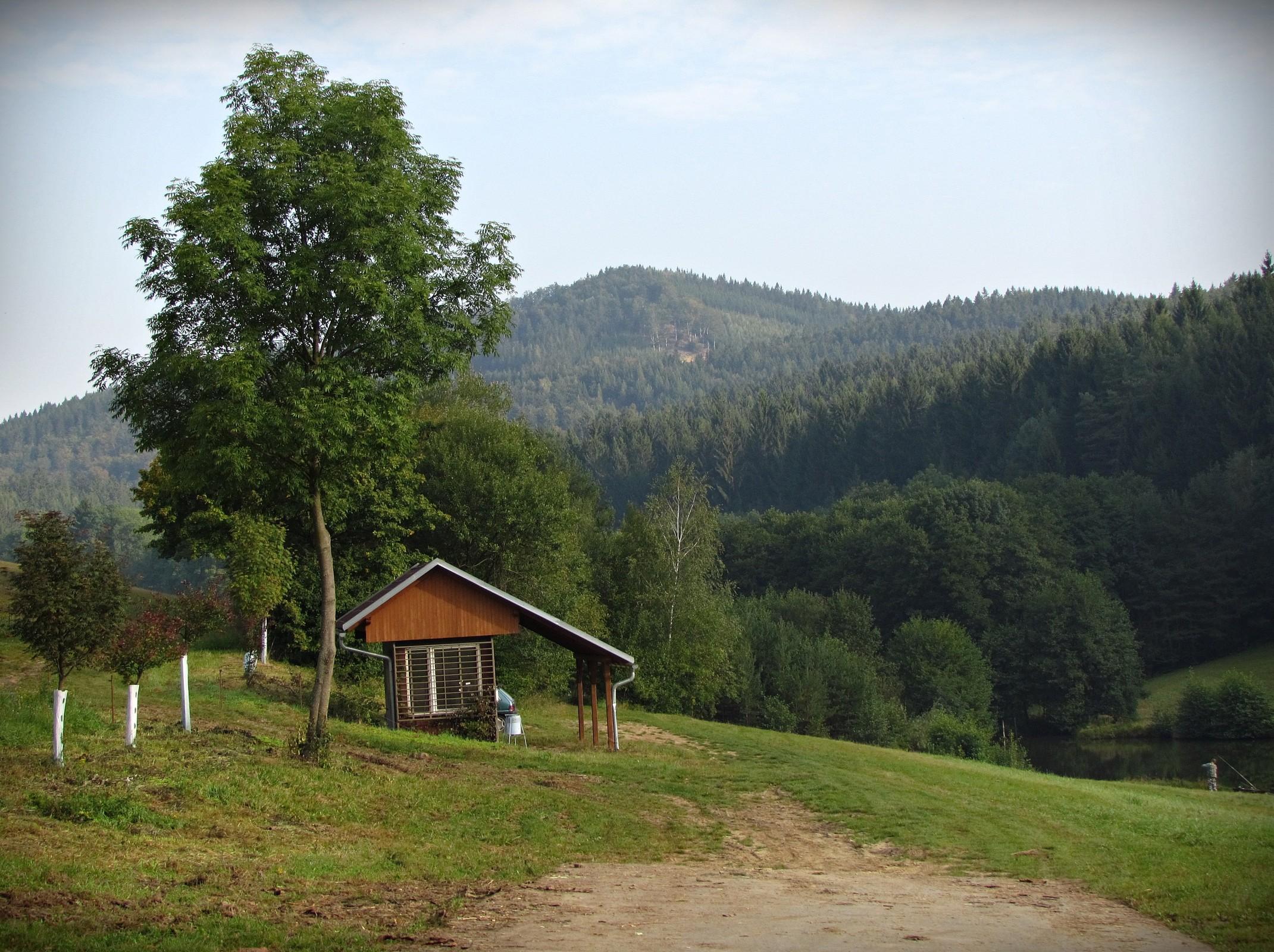 Suchý vrch ve Vizovických vrších  ed461f6547