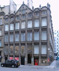 Liverpool - Oriel Chambers
