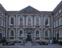 Liverpool - The Bluecoat