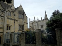 Oxford - Magdalen College