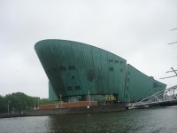Amsterdam - Nemo Science Center