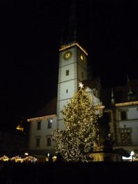 Advent v Olomouci