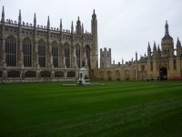 Cambridge - King´s College