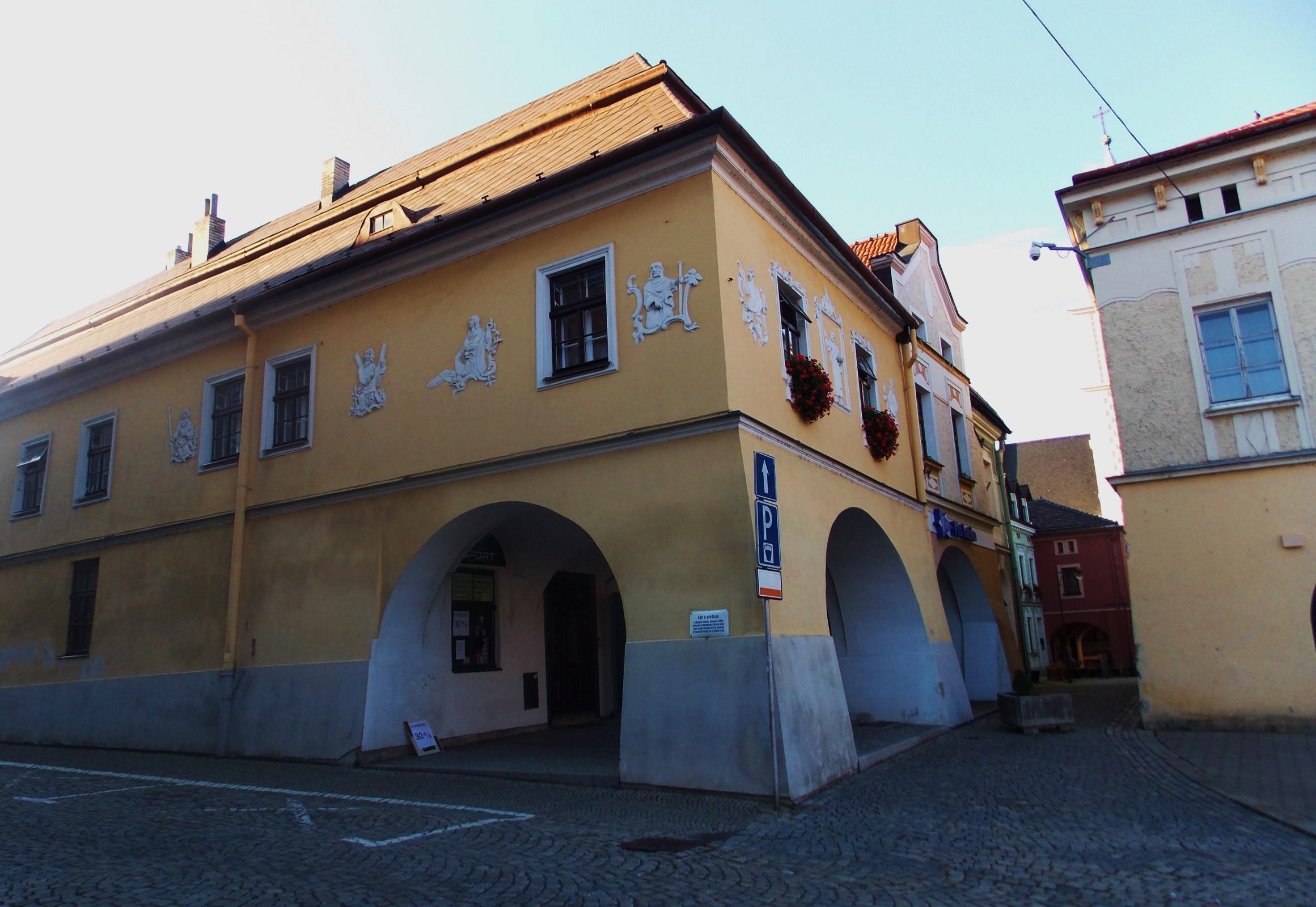 Valašské Meziříčí (Krásno) – kaple sv. Rocha  0dba709ba9