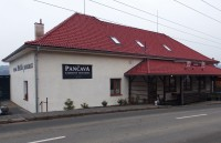 Do restaurace Pančava Zlín