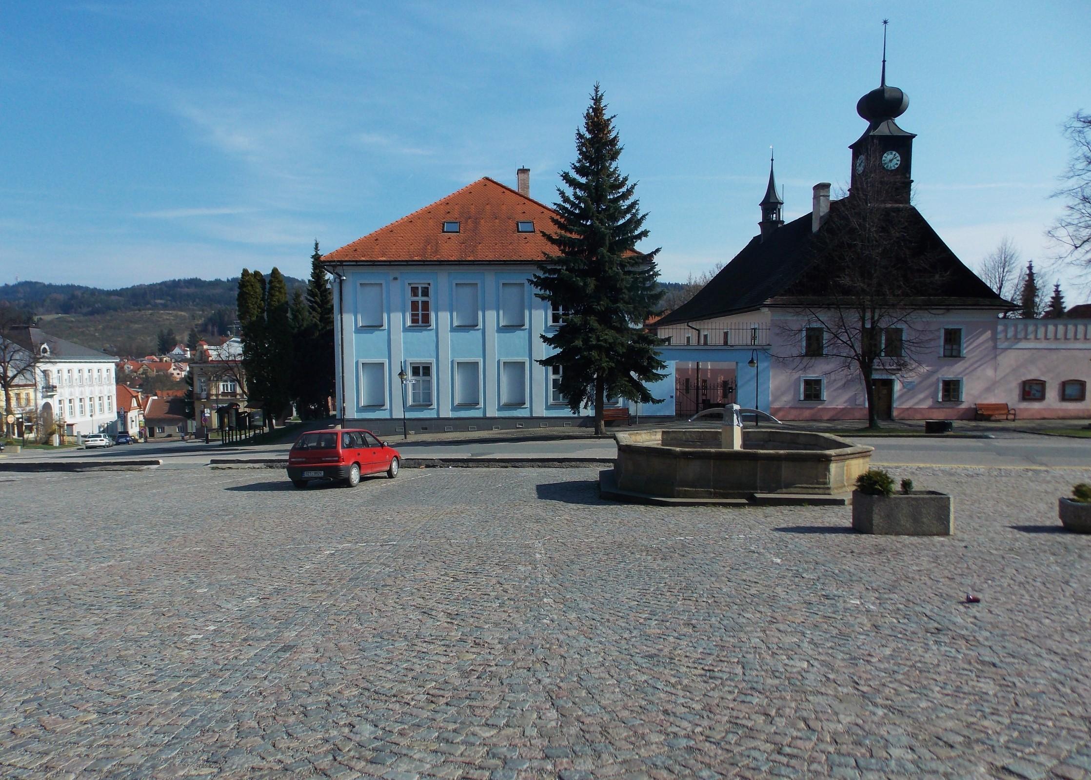Valašské Klobouky - Cyrilometodějská kaple  25feb6d6a7