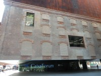 Caixa Forum, Madrid