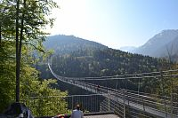 Rakúsko - Reutte - visutý most HIGHLINE179