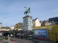 Lucemburk, Place Guillaume