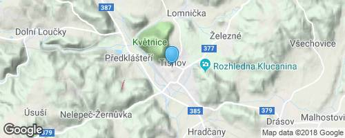 Výlet do Trenkovy rokle</strong> mapa